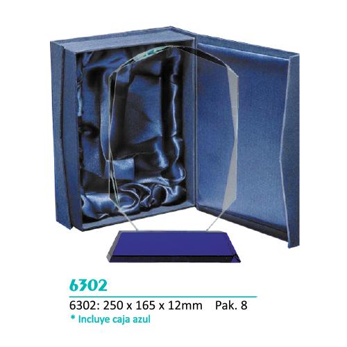 Cristal 6302 (Caja Azul incluida)