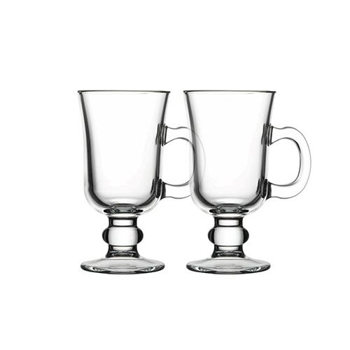 Mug vidrio irish